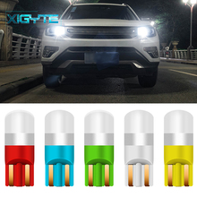 New Car T10 Led Canbus 6000K White T10 w5w Led Bulbs DRL Turn Parking Width Interior Dome Light Reading Lamp 12V Car Styling