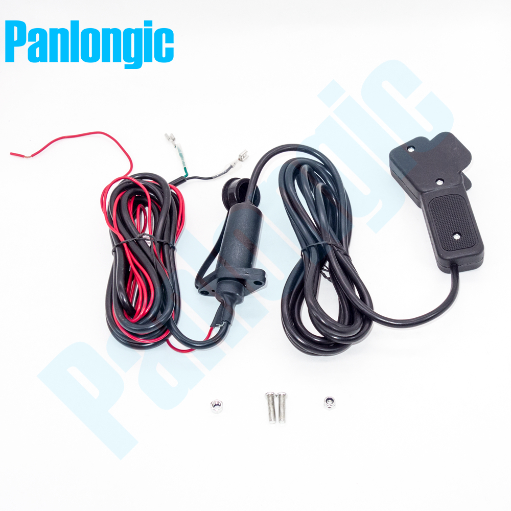 ATV/UTV Electric Winch Accessories Handle Thumb Switch Control Cable Handle Rocker Mounting Kit with 3M CableATV/UTV Electric Winch Accessories Handle Thumb Switch Control Cable Handle Rocker Mounting Kit with 3M Cable