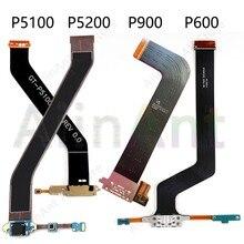 Pour Samsung Galaxy tablette Tab P5100 P5200 P5210 Note PRO P900 P600 USB Dock connecteur Port charge câble flexible micro antenne Flex