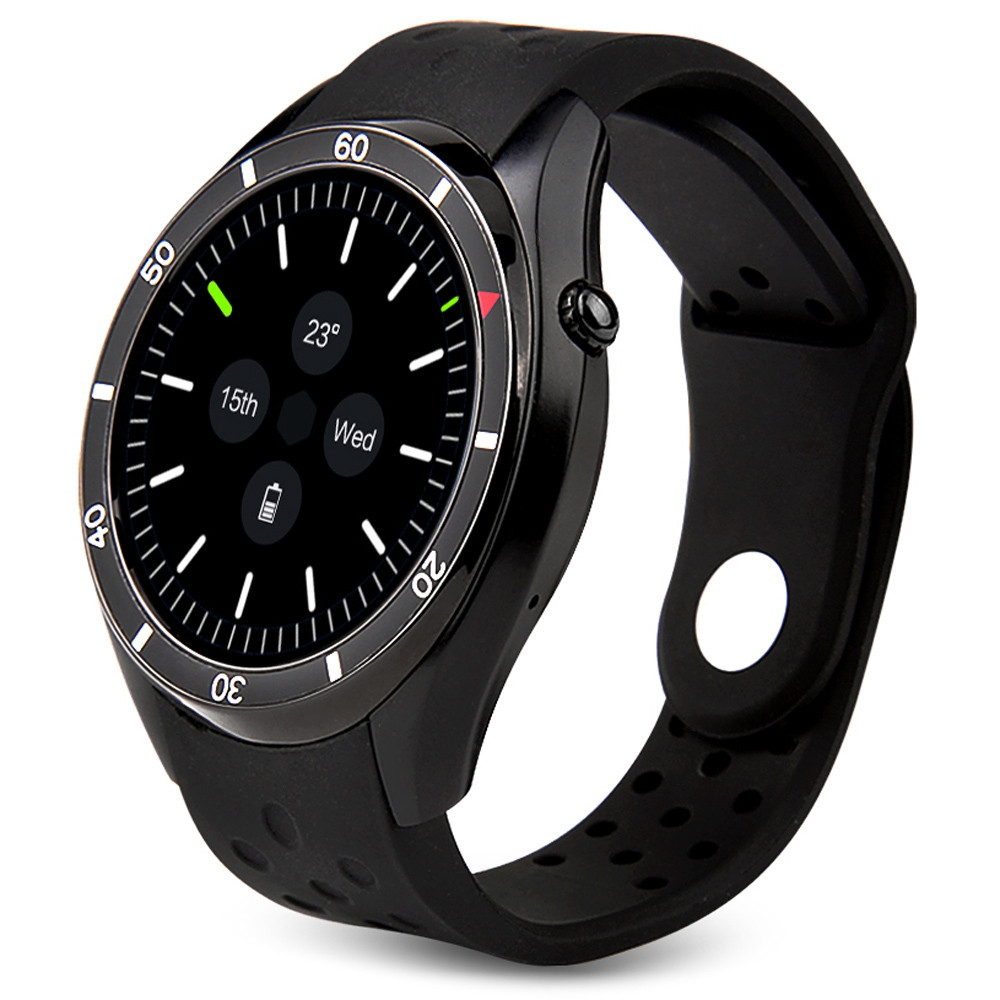 2016 HOT I2 Smart Watch MTK6580 Android 5 1 OS Bluetooth Wristwatch With Wifi GPS 3G