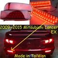 Carro-styling, Lancer luz Quebra, carro Sedan, 2011 ~ 2015, levou luz, navio Livre! 2 pcs, Lancer luz traseira; luz da cauda Lancer, Outlander, Lancer EX