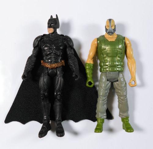 "DC Dark Knight Movie Batman 3.75/"" Loose Action Figure"