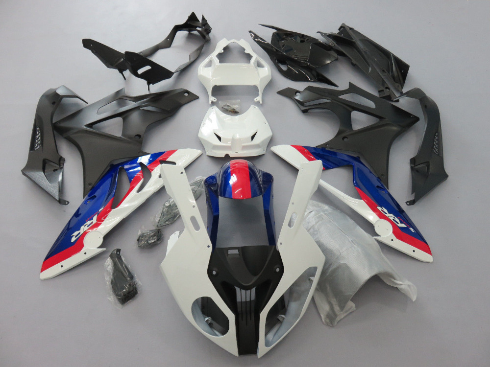 Motorcycle ABS Plastic Injection Molding Fairing Complete Bodywork Kit For BMW S1000RR 2009 2013 2010 2011