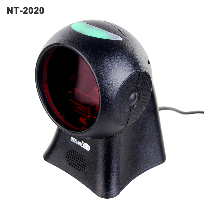 20 Lines USB Desktop Omini-directional Laser Barcode Scanner POS Barcode Reader for Retail Store/Supermarket multi line laser barcode scanner for supermarket honeywell 3780 usb port handheld scanner 1d barcode reader machine