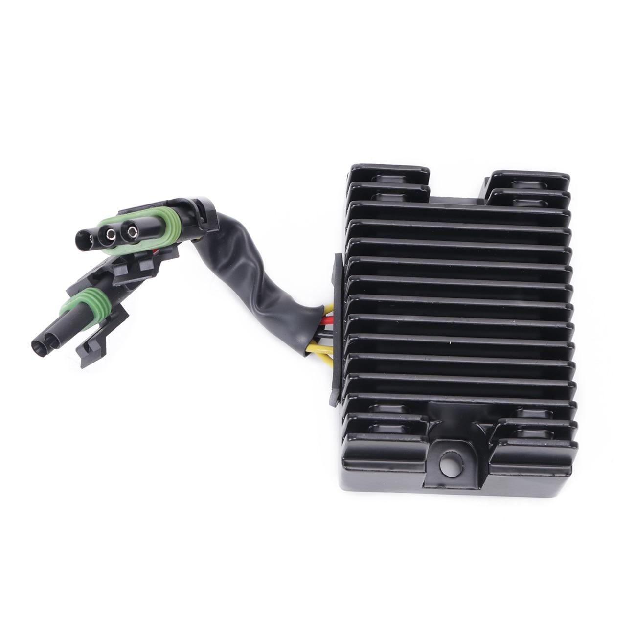 Motorcycle voltage regulator rectifier for seadoo 278001241 278001554 sportster xp gsx gtx gti lrv gtx rfi di motorbike m021 c 5 in motorbike ingition from