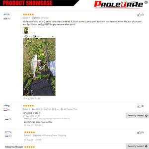 Рыболовная приманка Proleurre, 16 шт./лот, Мягкая приманка для рыбалки, 50 мм, 1 г