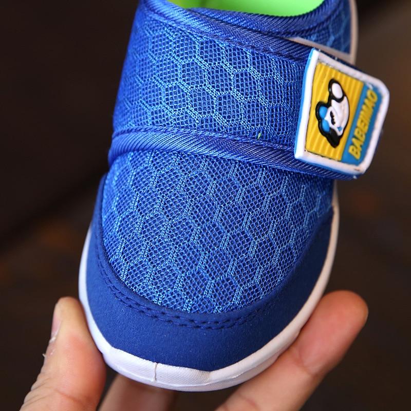 Kinderen sportschoenen 2018 lente nieuwe comfortabele kinderen - Kinderschoenen - Foto 4