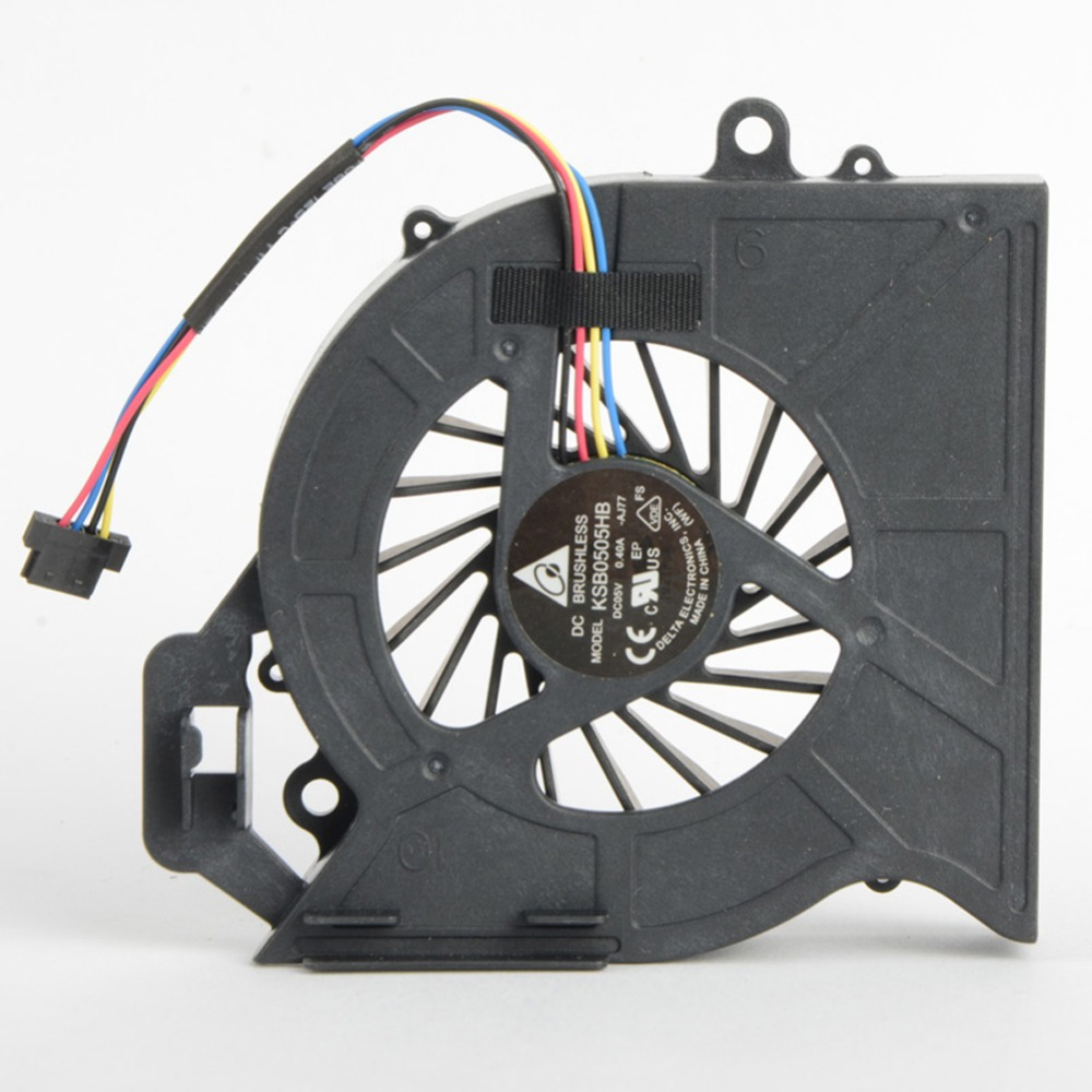Notebook Computer Replacements Cpu Cooling Fans Fit For HP DV6-6000 DV6-6050 DV6-6090 DV6-6100 Hot Sale Laptops Cooler Fan