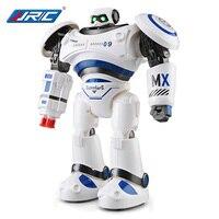 JJRC R1 Defensores Infravermelho Robô de Controle RTR Programável Modo de Movimento o Disparo de Mísseis de Correr Andar Dançando Robôs RC Presentes