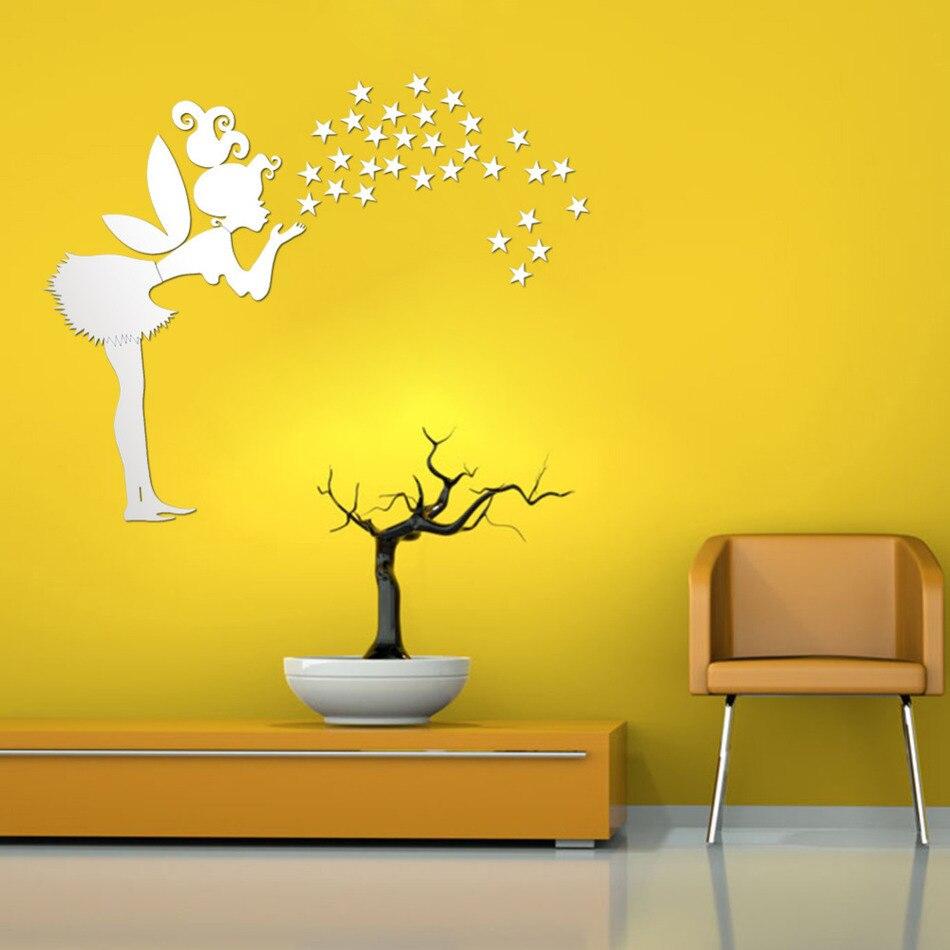 Luxury Fairy Wall Art Ornament - Art & Wall Decor - hecatalog.info