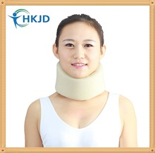 Soft foam Neck Cervical Traction Collar Device Brace Support for headache shoulder neck pain