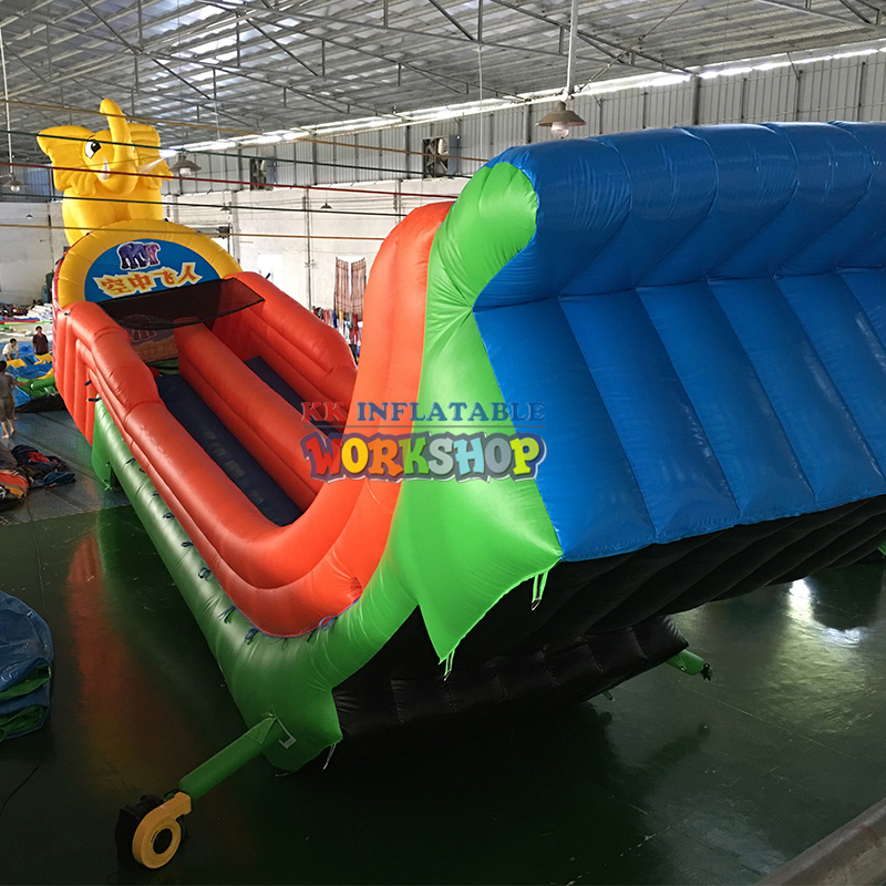 Water Playground Giant Inflatable Big Inflatable