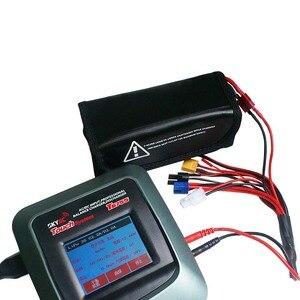 Многофункциональное зарядное устройство с разъемом типа «банан», 4 мм, с разъемом типа «банан» и разъемом «мама» для радиоуправляемого зарядного устройства tiiya futba TRX EC3 JST XT60