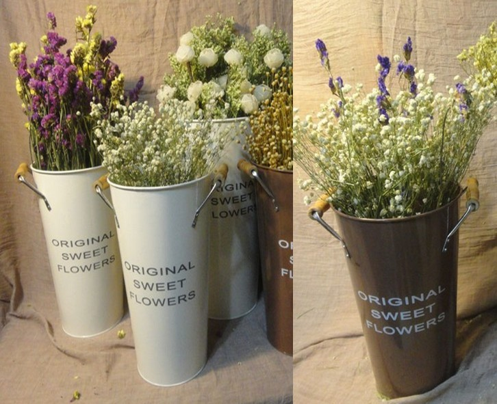 Decorative Flower Vases For Weddings Tall Metal Vase For Home Tall