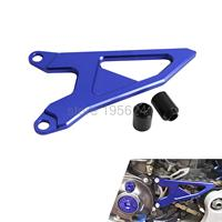CNC Billet Aluminum Front Sprocket Cover For Yamaha YZ250 YZ250F WR250F 2001 2013
