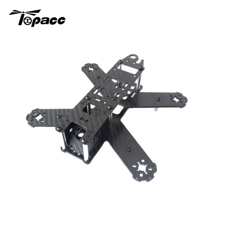 Hot Sale! Lisam LS-210 210mm Carbon Fiber Frame Kit Mini Quadcopter for RC DIY FPV Racing Racer Drone Spare Parts Accessories pgy fpv skin for dji inspire1 5d carbon fiber waterproof uv decals stickers set quadcopter drone rc parts accessories