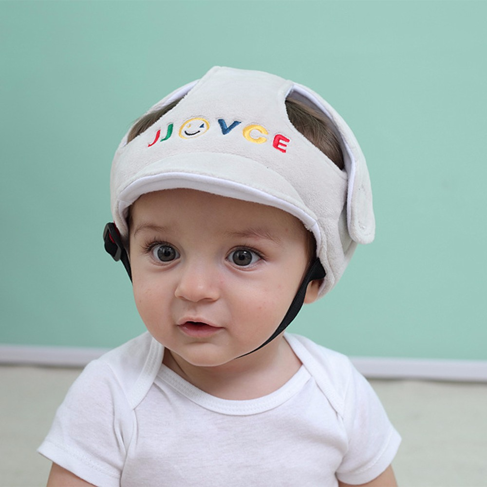 Adjustable Cotton Baby Head Protection Pad Helmet Anti-Bump Head Safety Product For Children Kid Toddler Head Protector Cushion