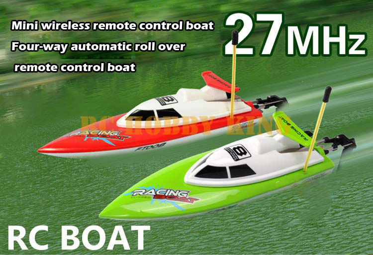 2014 Hot Sale Free Shipping Remote Control Boats Feilun Ft008