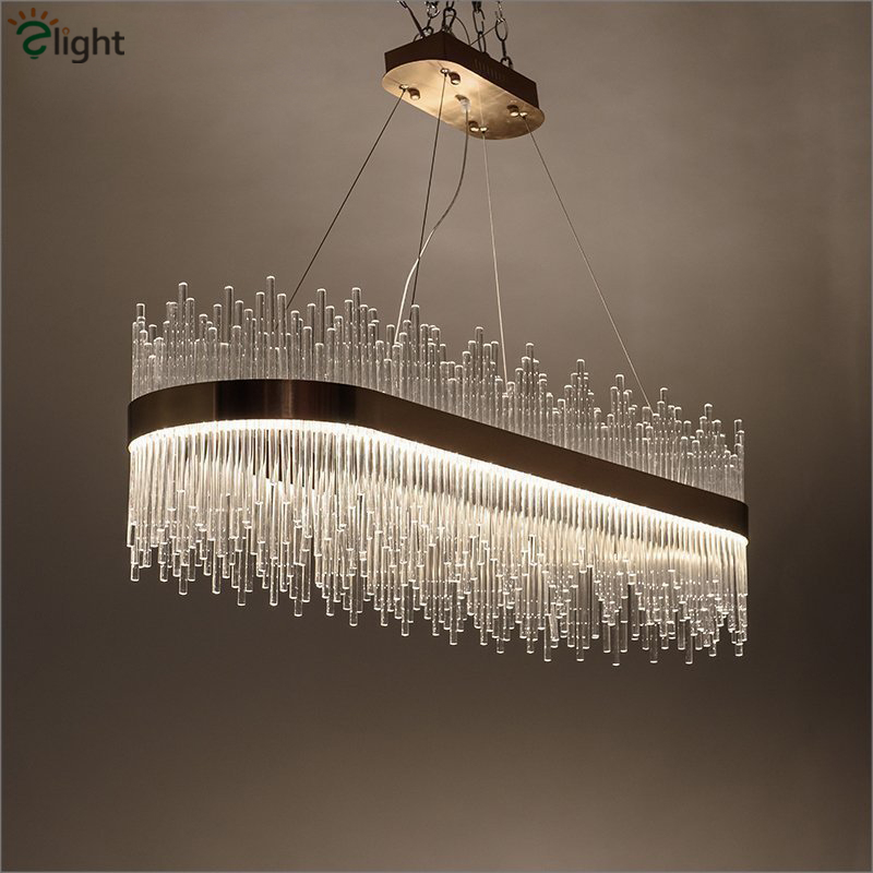 Post Modern Luxury Crystal Led Pendant Light Lustre Gold Luminaires Dining Room Oval Pendant Lamp Hanging Lamp Suspend Lamp средство чистящее techpoint powerclean для очистки плит и духовых шкафов 500 мл