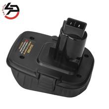 for Dewalt DCA1820 Battery Adapter 18V Tool - Convert Dewalt 20V Lithium Ion Battery for DC9096 DC9098 DE9096 18 Volt Battery blower battery dewalt dcv100