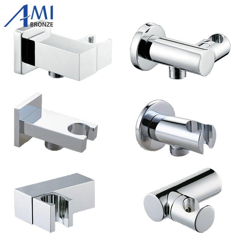 hand-shower-hook-chromed-polish-shower-seat-solid-brass-g1-2-with-shower-hose-connector-shower-mounting-brackets