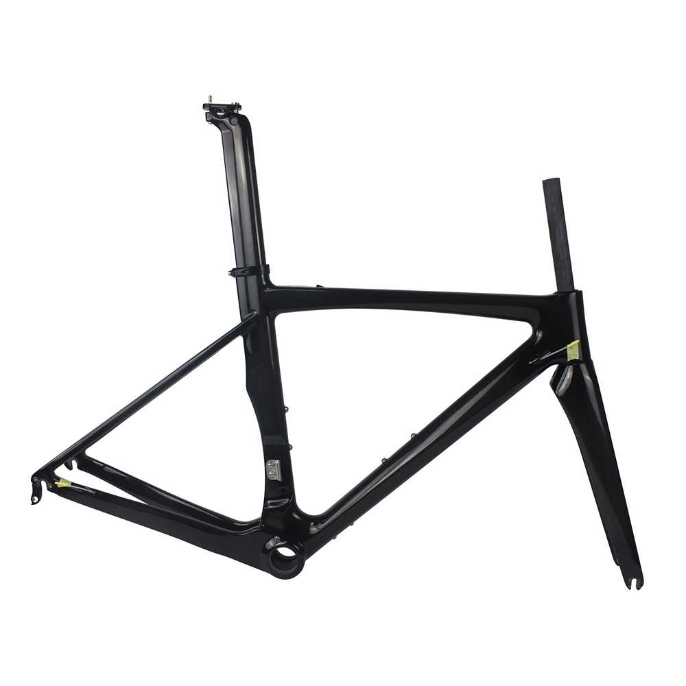 Full Carbon Road Bike Frame 3K Bike Frame Road Carbon Frameset size 49/52/54/56cm