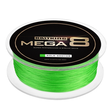 Braided Strong Line for Carp Fishing
