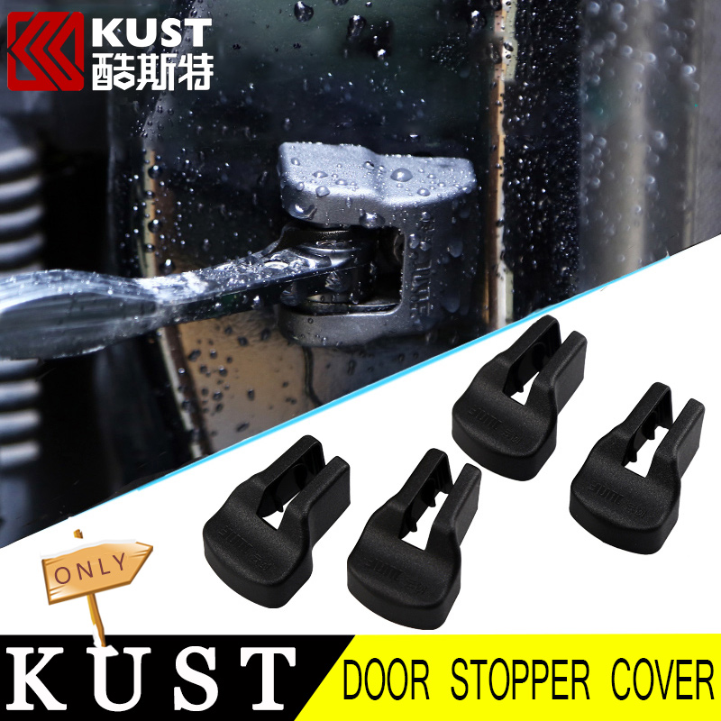 KUST ABS Interior Door Limiting Stopper Cover Ford Focus 3 Protection 2 Accessories - official store