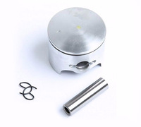 38mm Piston Ring Kit Set With Piston Pin Spare Parts For 32cc 1 5 ROVAN KM