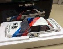 MINICHAMPS 1/18 Scale DieCast Model Car – M3 RAVAGLIA/PIRRO CALDER 1987