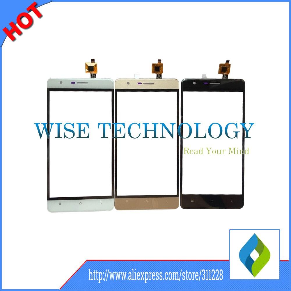 imágenes para Para Oukitel K4000 K4000 Panel de Pantalla Táctil de Cristal Digitalizador Reemplazo Para Oukitel teléfono Móvil Touch Panel Envío Gratis