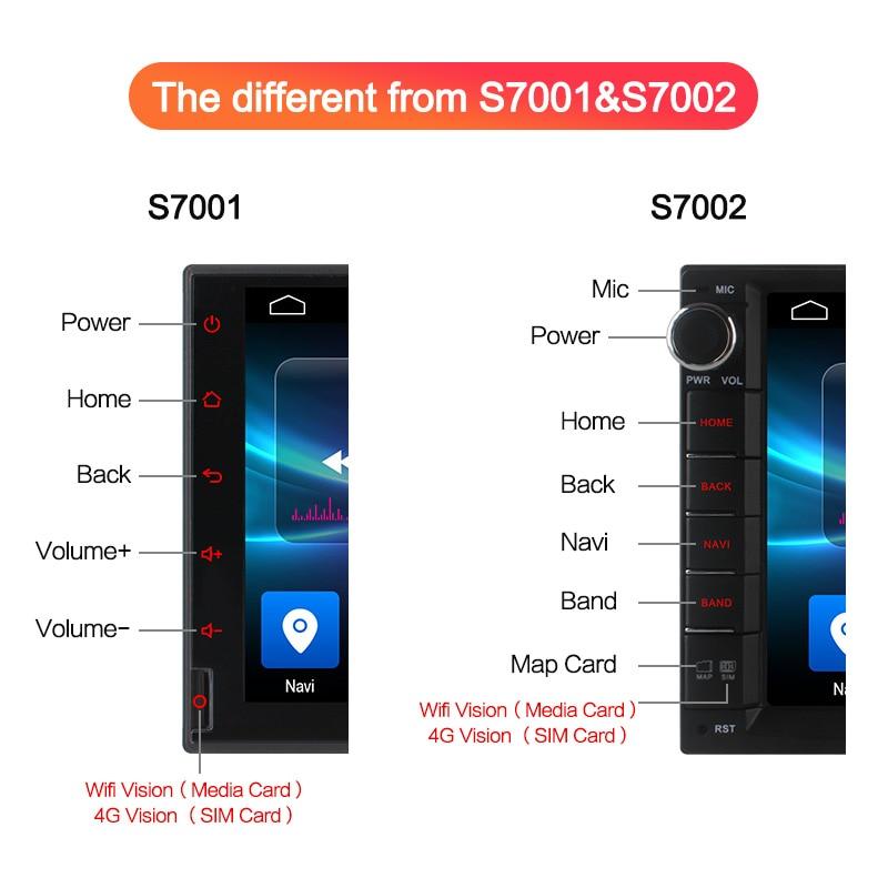 Ownice C500 Android 6.0 Octa 8 Core Radio 2 DIN 2GB RAM 32GB ROM - Electrónica del Automóvil - foto 4