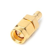 50ohm Sma Male Naar Smb Mannelijke Auto Dab Digitale Radio Antenne Antenne Connector Adapter(China)