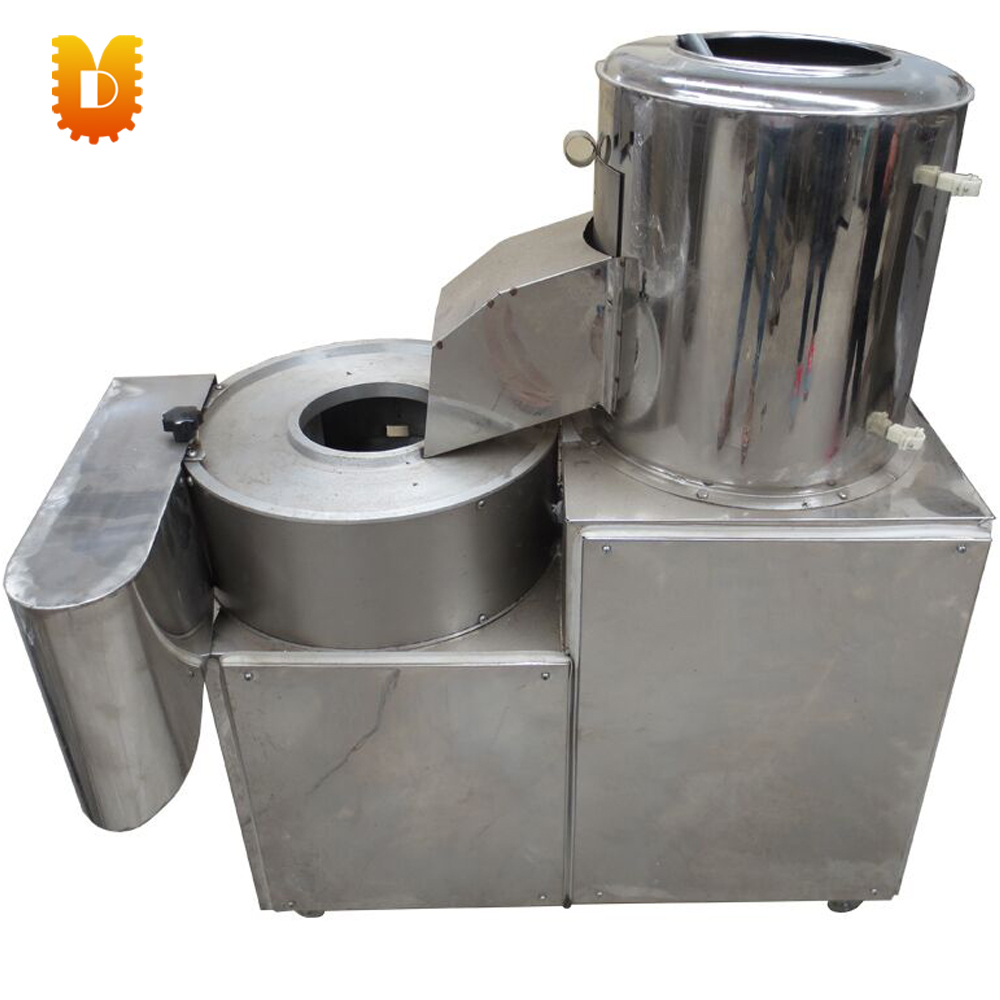 цена на potato peeling cutting machine taro peeler cutter