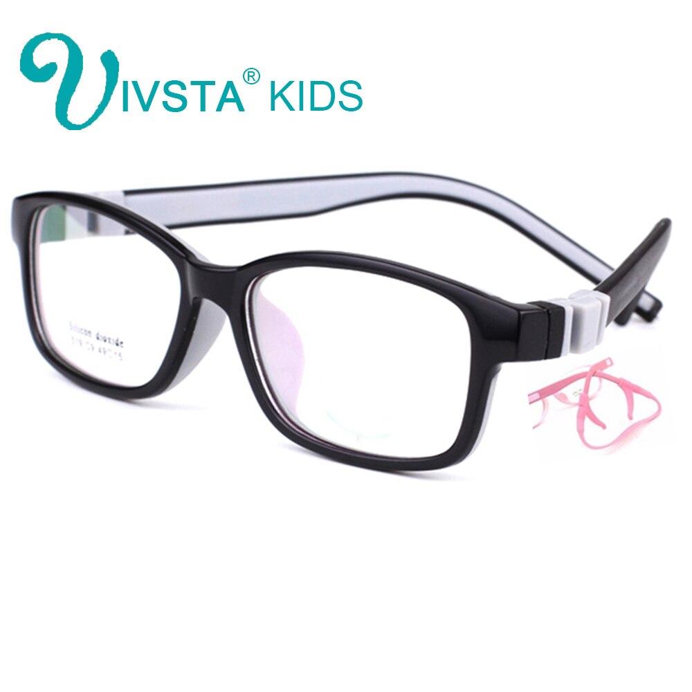Image 5 - IVSTA 519 диоксид кремния женские очки 49 15 TR90 детские очки с диоптриями рамка с фиксатором ремень по рецепту-in Мужские очки кадры from Аксессуары для одежды on AliExpress - 11.11_Double 11_Singles' Day