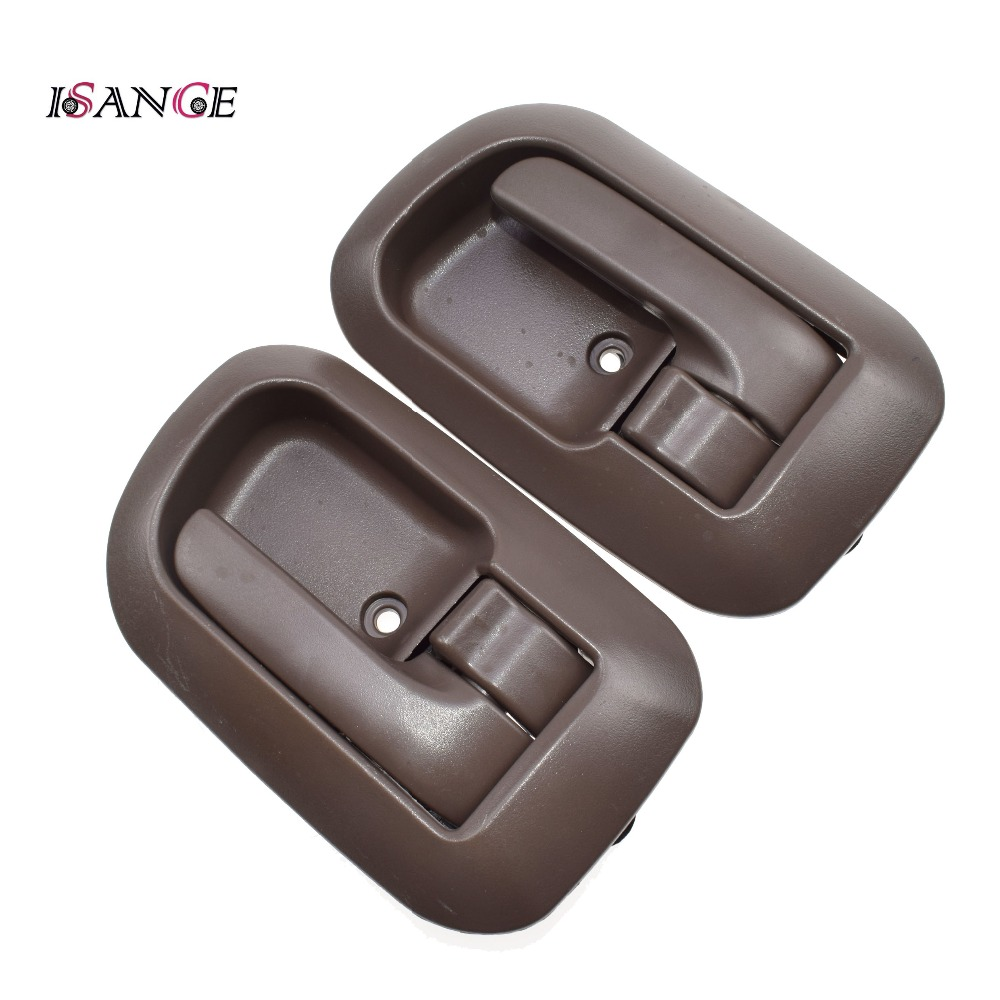 Isance Inside Interior Left And Right Door Handle For