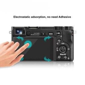 Image 2 - Protector de vidrio templado para pantalla de protección de película para Sony Alpha A6600 A6000 A6100 A6300 A6400 A5000 NEX 7/6/5/5N/5T/5R/3