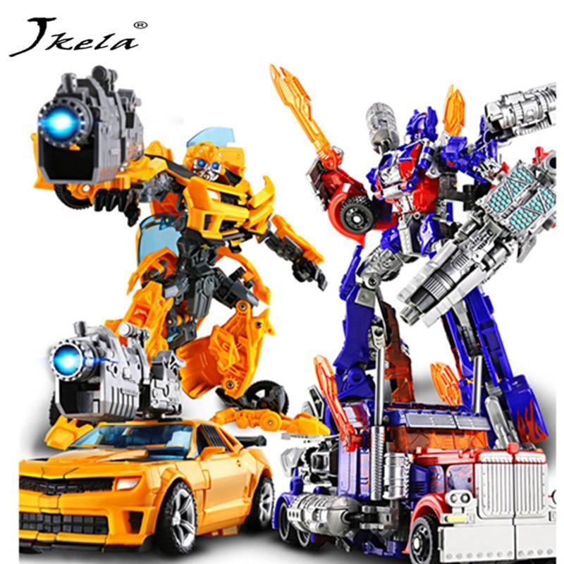 [Ny] Åtgärdsfigur Robotar Deformerade VOYAGER Action Figurer - Toy figuriner