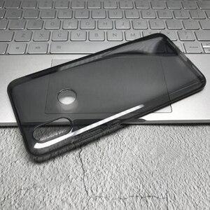 Image 5 - Оригинальный чехол для Xiaomi mi8, прозрачный чехол для Xiaomi mi 8 SE, Мягкий защитный чехол из ТПУ для MI A2, чехлы для телефонов MI 6X, черный чехол для MI A2