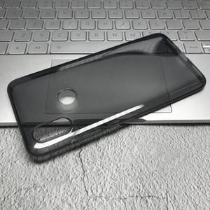 Image 5 - オリジナルシャオ mi mi 8 ケースシャオ mi mi 8 SE クリアバックカバー mi A2 ソフト TPU 保護カパス mi 6X 電話 fundas 黒ケース mi A2