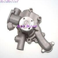 AM881424 Water Pump For John Deere 570 4475 5575 6675 7775 Skid Steer Loaders