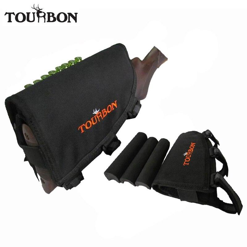 Tourbon Arma de La Caza Accesorios Tactical Carrillera Izquierda-Mano de Tiro Ri