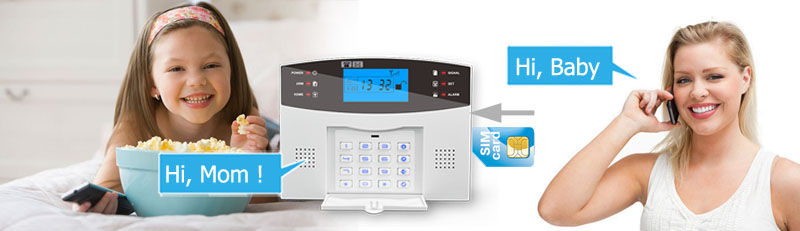 China alarm gsm wireless Suppliers