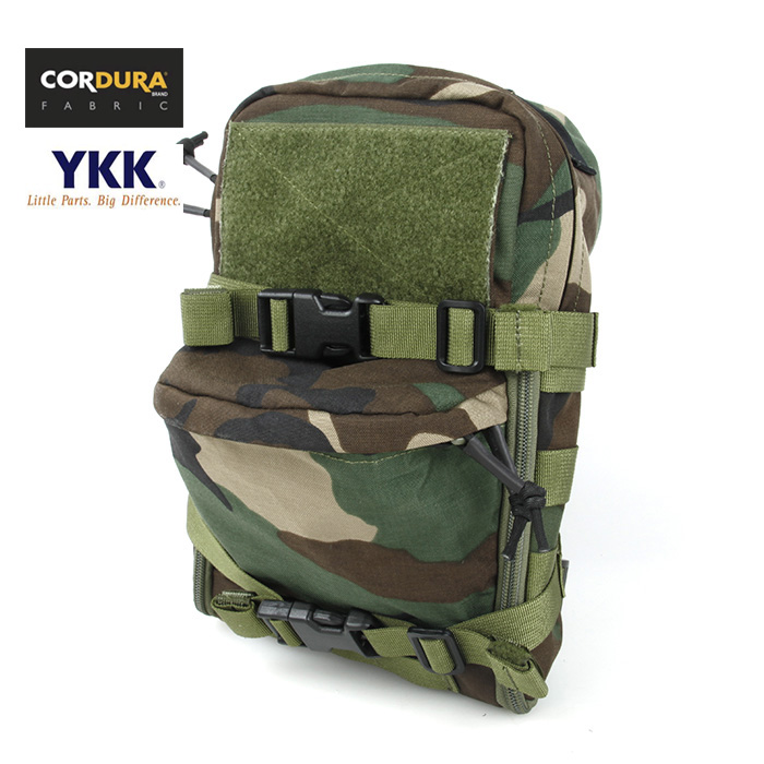 Woodland Tactical Plate Carrier JPC Mini MOLLE Hydration Bag+Free shipping(XTC051011)