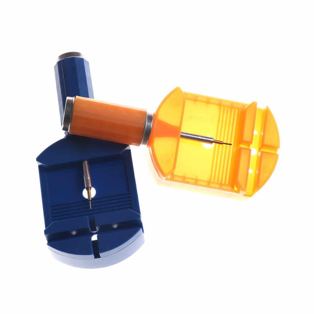 גבוהה כיתה שעון קישור נד סדק רצועת צמיד שרשרת פין Remover שמאי תיקון כלי קיט