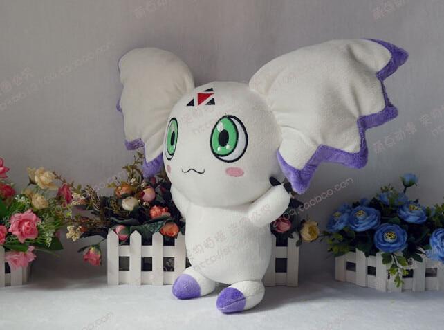 Digimon Приключения culumon ручной работы плюшевые игрушки косплей реквизит 40 см