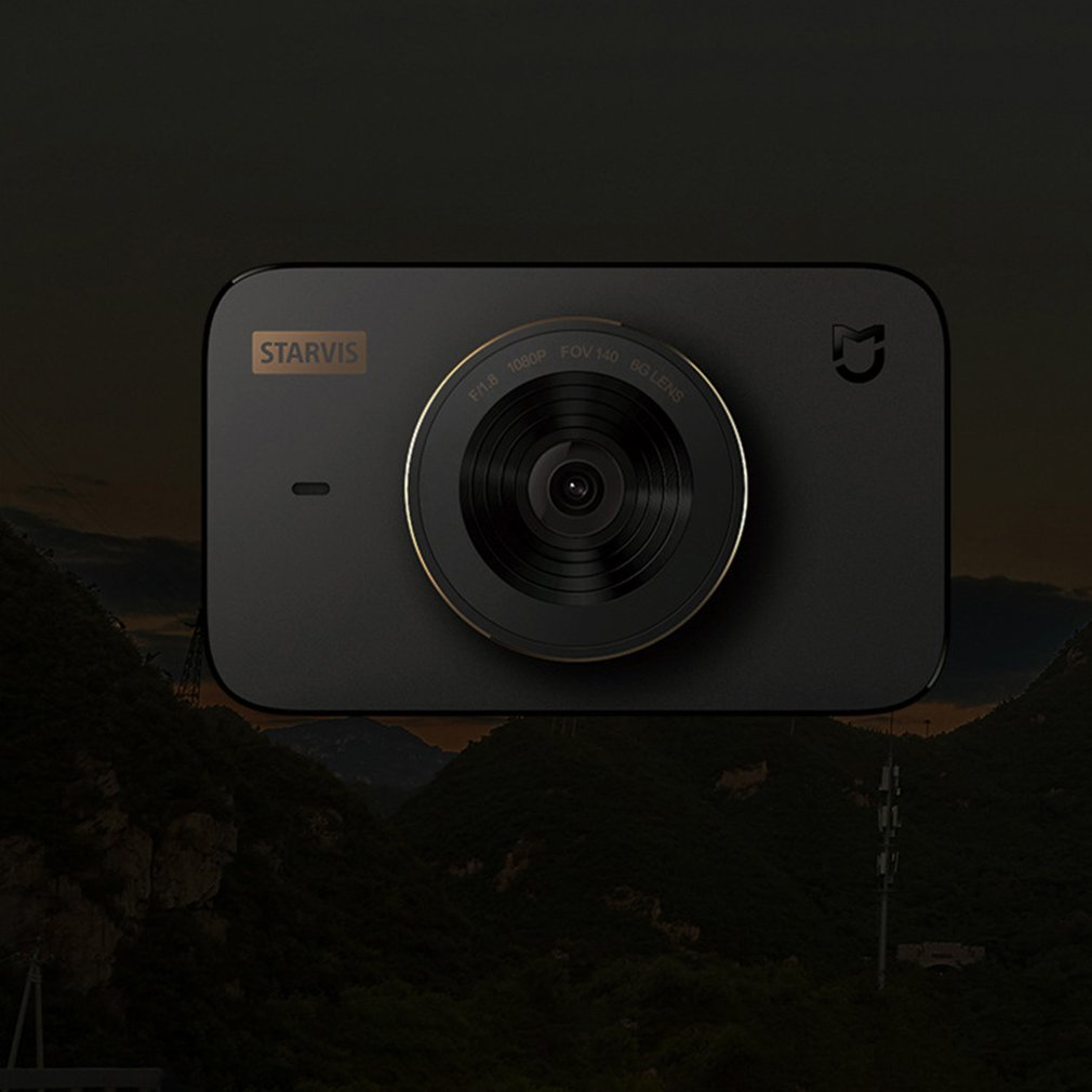 Xiaomi Mijia Carcorder 1 S Smart DVR 1080 P Camera 3D Auto Rijden Recorder Ruisonderdrukking IPS Screen Lokale Voice controle - 4