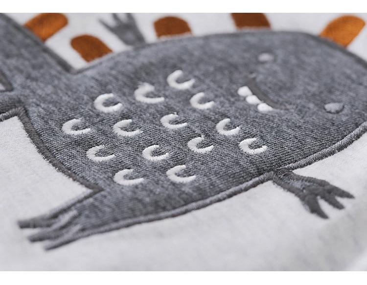 Super Soft 100 Cotton Baby Bedding Blanket Double deck Newborns Swaddle bebe Envelope 16 Colors Cartoon