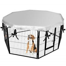 Dog Kennel House Cover Waterproof Dust-proof Durable Oxford Dog