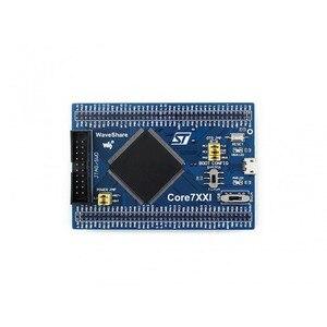 Image 1 - Placa de núcleo de stm32 core746i projetado para stm32f746igt6 com o expansor completo de io jtag/swd debug interface a bordo 64 m bit sdram